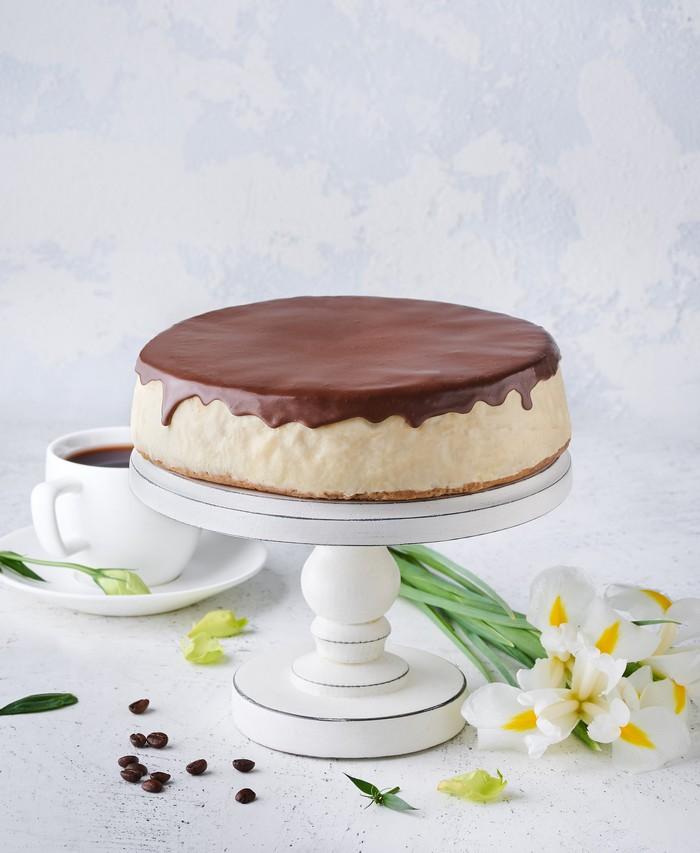 Чизкейк С Шоколадом - фото
