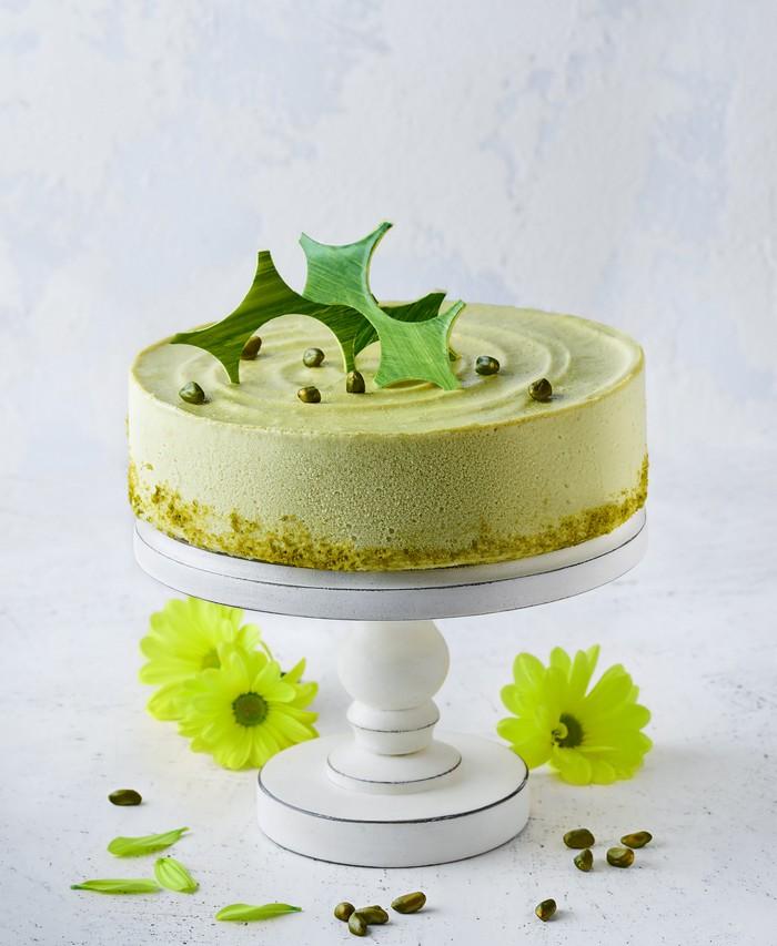 Торт-Морозиво Фісташка - фото