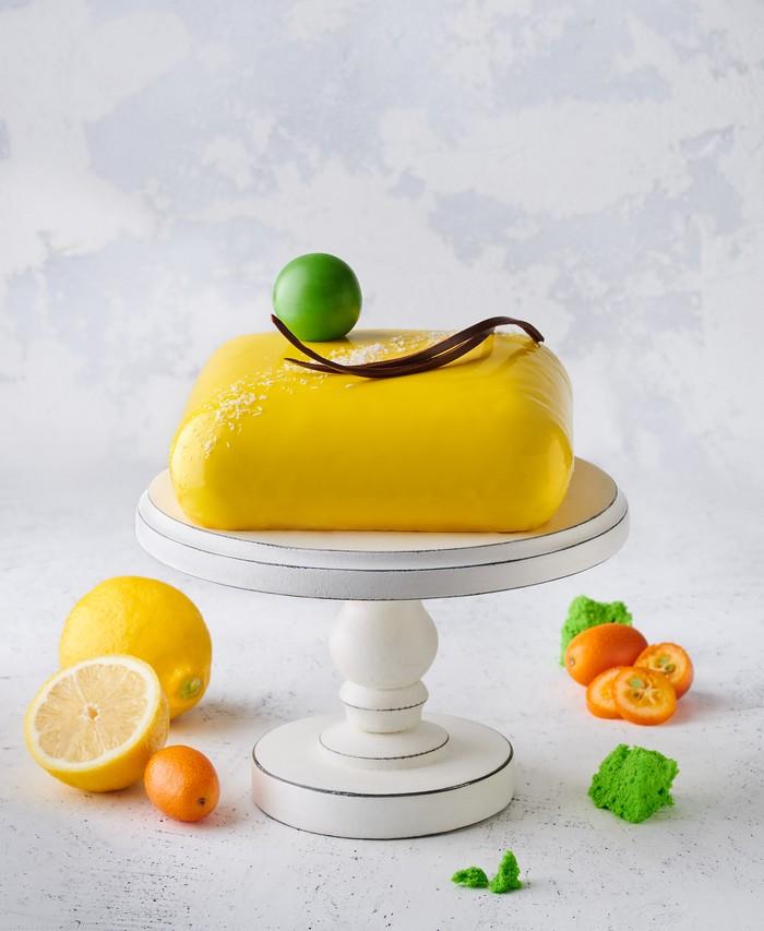 Торт Цитрусовый Рай - фото