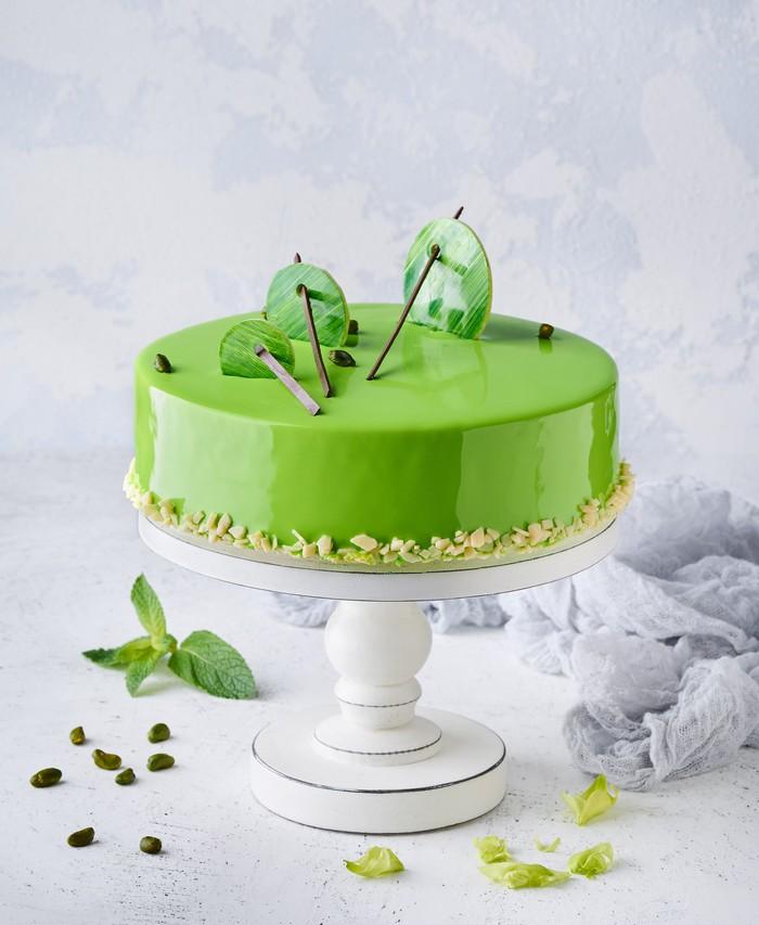 Торт Фисташка - фото