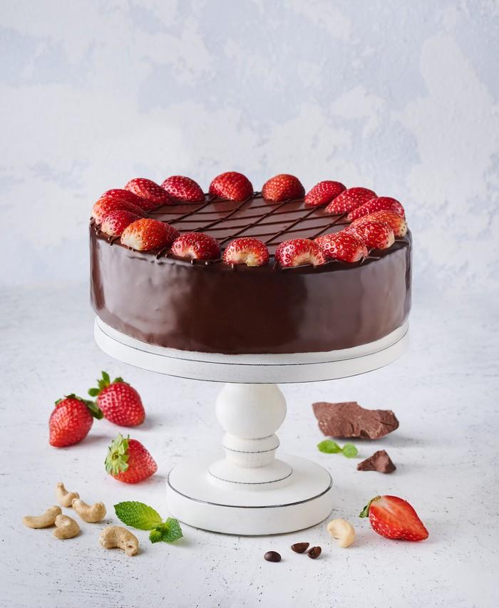 Торт Шоколадный Принц - фото