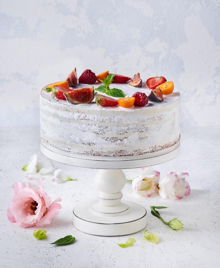 Торт Шоколадно-Йогуртовий - фото