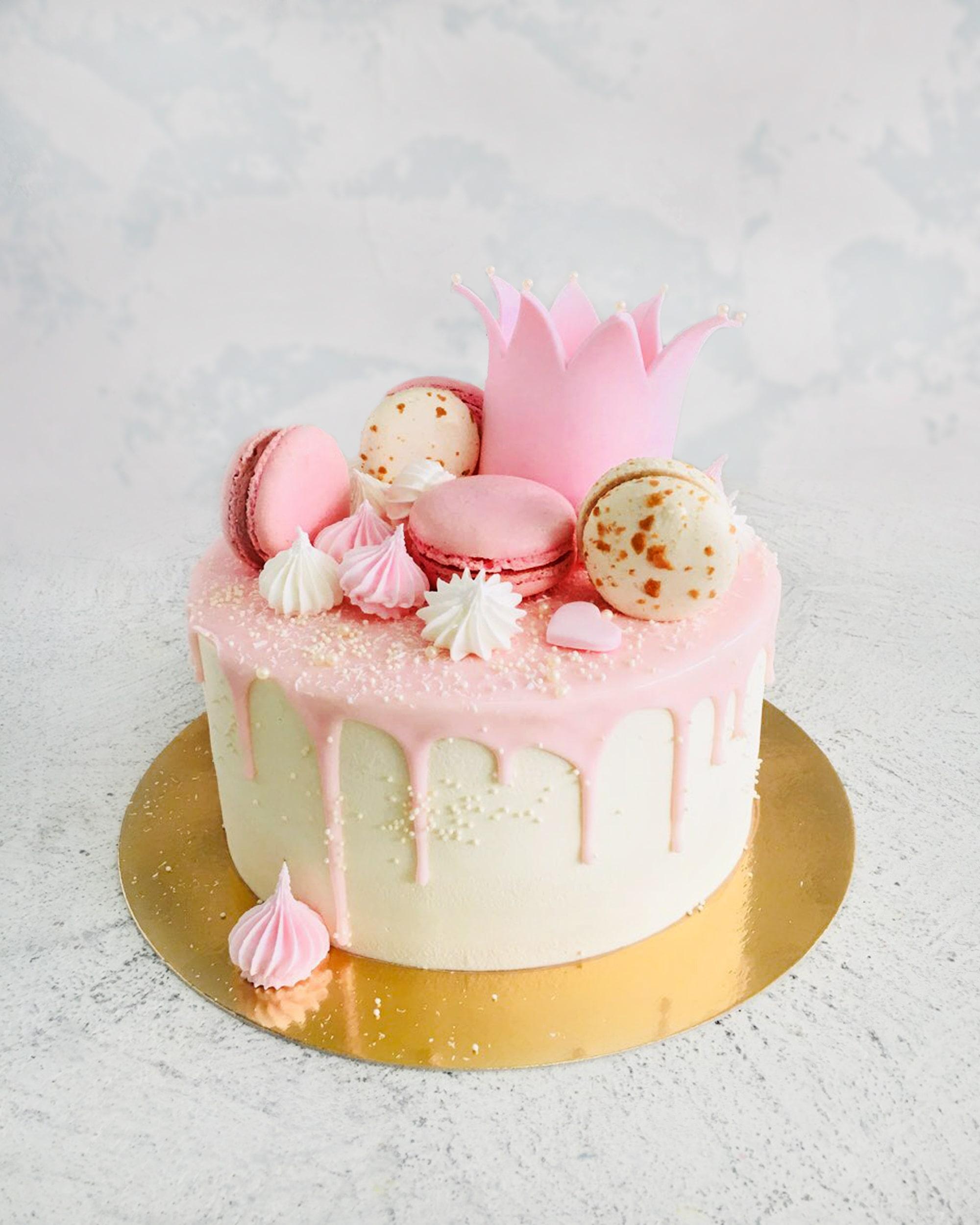 Торт Для Принцессы 2 - фото