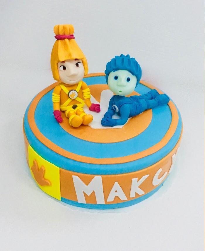 Торт Фиксики - фото