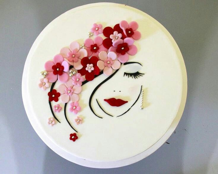 Торт Для Закоханих 009 - фото
