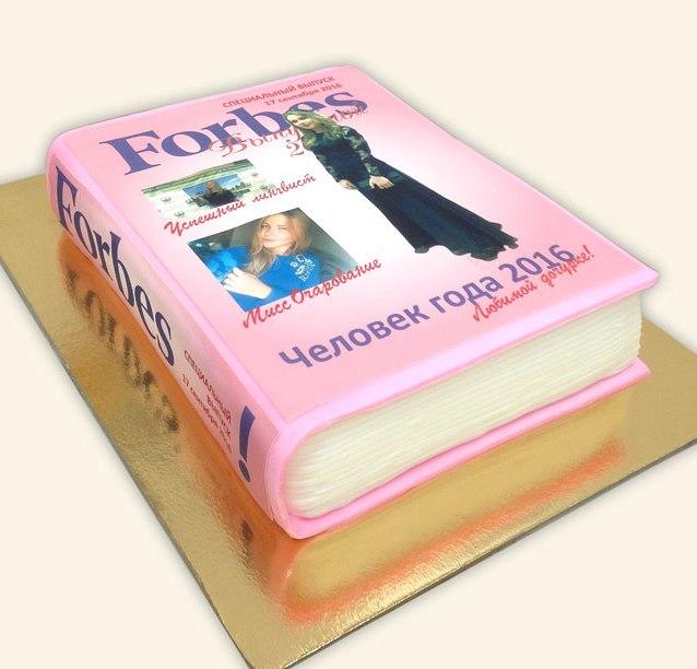 Торт Forbes - фото