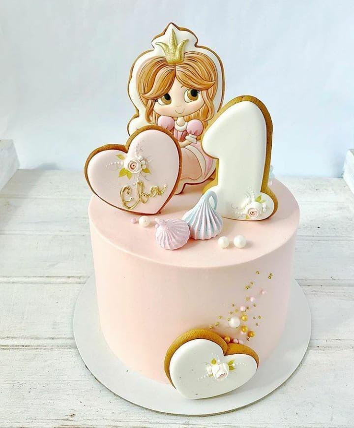 Торт Для Принцессы 3 - фото