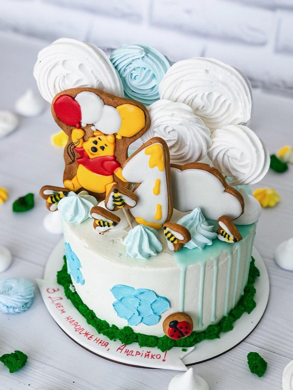 Торт Вінні 2 - фото