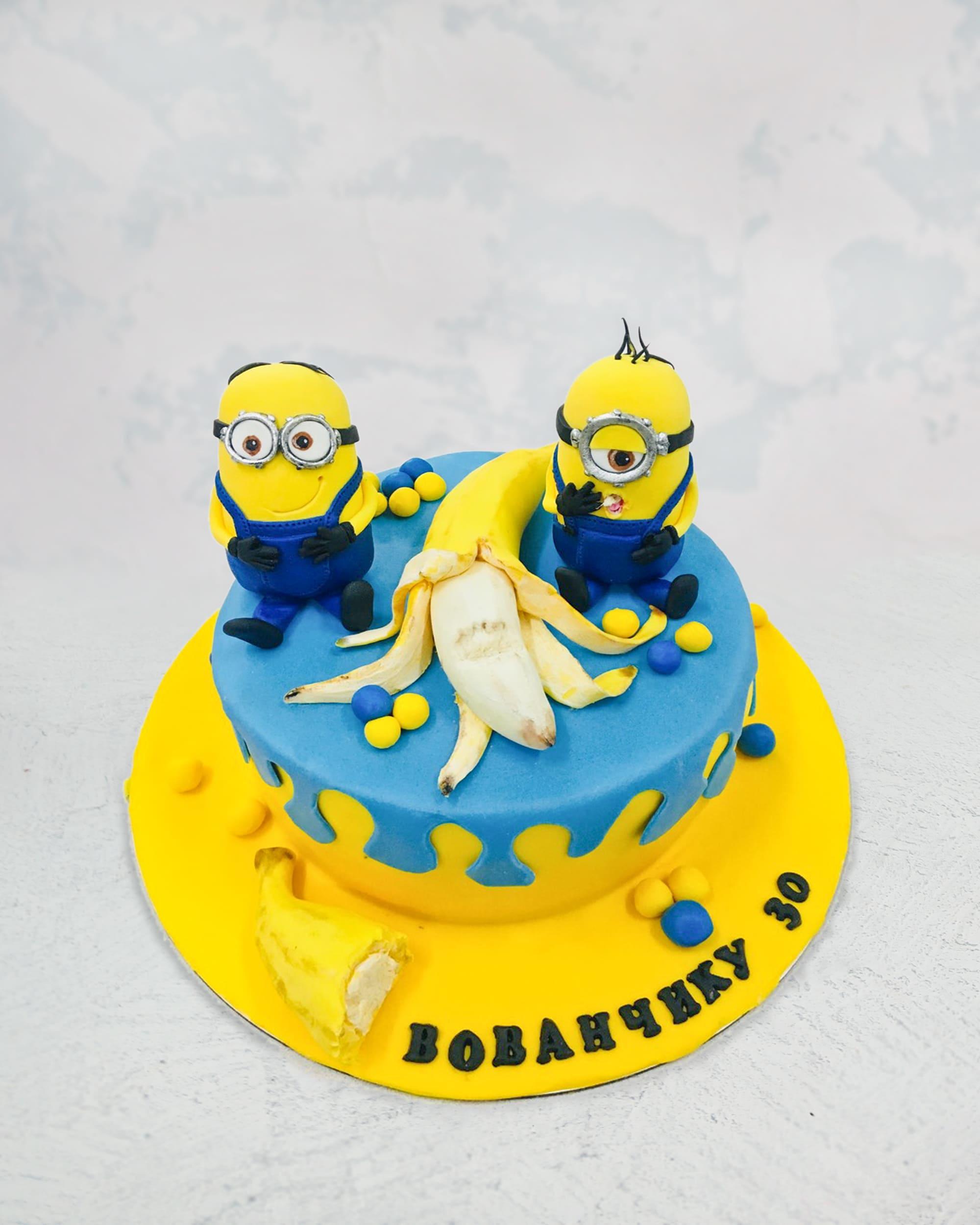 Торт посіпаки 2 - фото