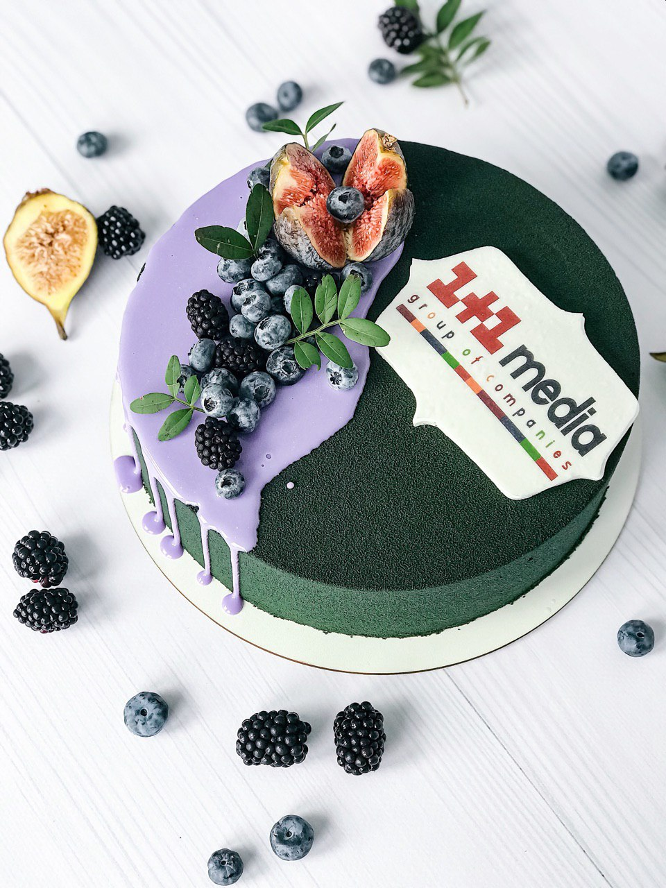 Торт 1+1 - фото