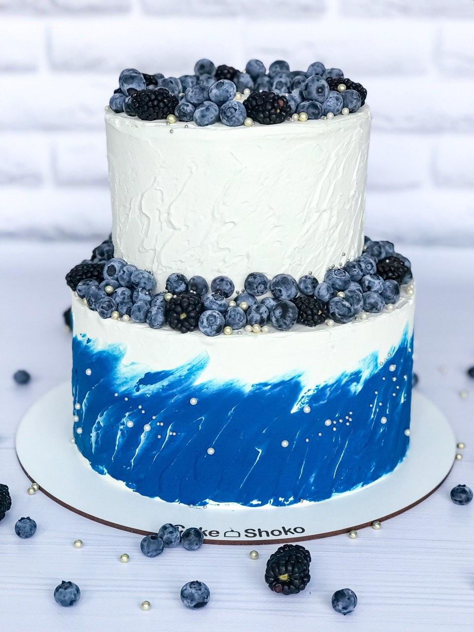 Торт Ягідна насолода - фото