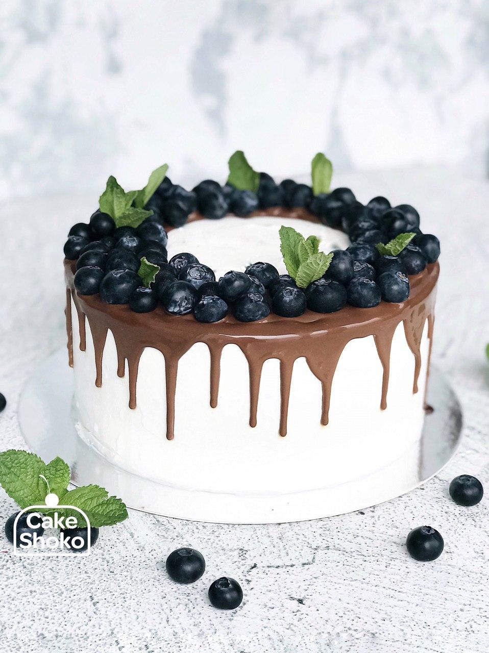 Торт Соковита ягода - фото