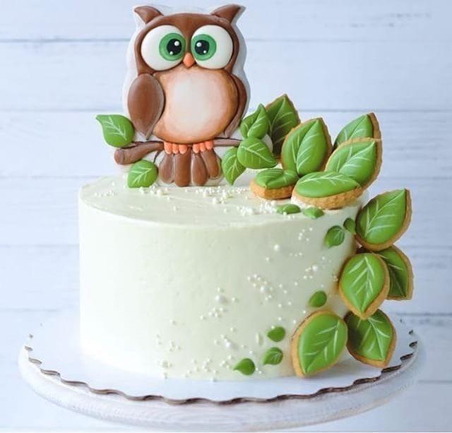 Торт День Вчителя 4 - фото