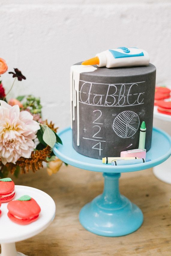 Торт День Вчителя 1 - фото