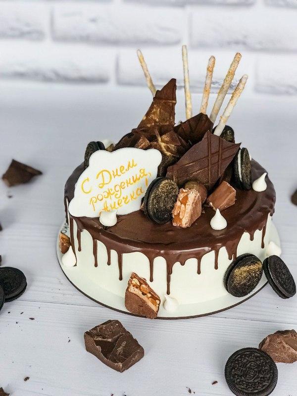 торт шоколад - фото