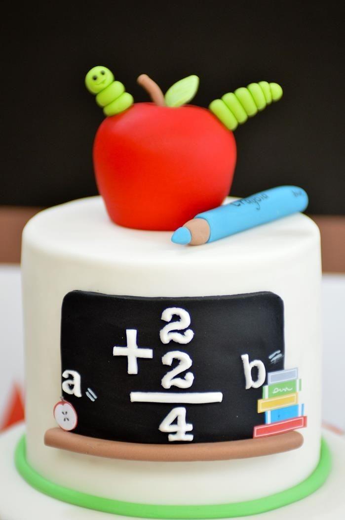 торт День Вчителя 10 - фото