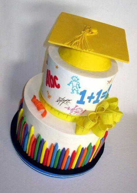 торт День Вчителя 8 - фото