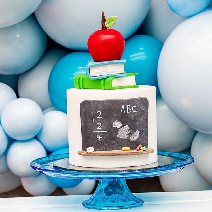 торт День Вчителя 9 - фото