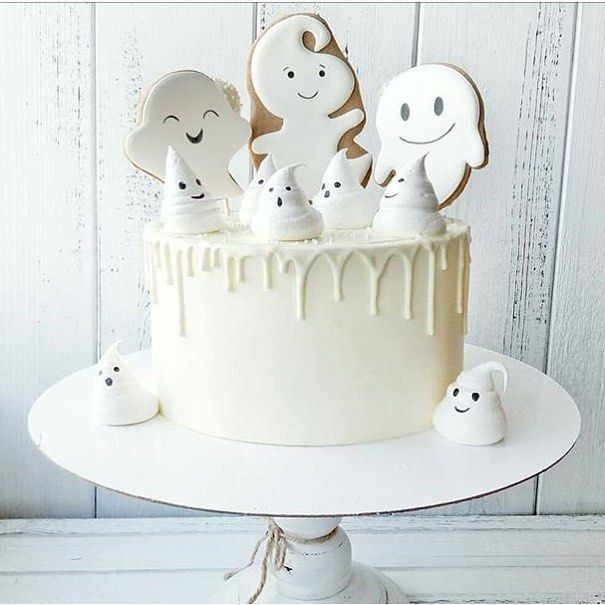 Торт Helloween 006 - фото