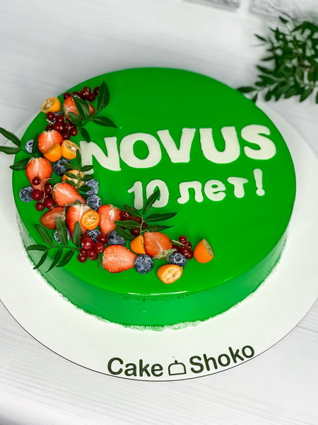 Тoрт NOVUS - фото