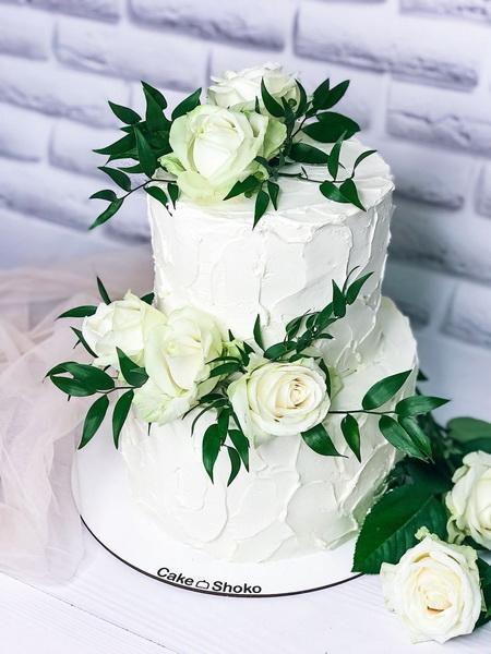 Торт Розы 3 - фото