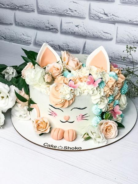 Торт Кішечка 2 - фото