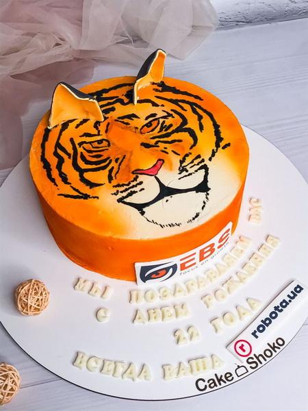 Торт Тигр - фото