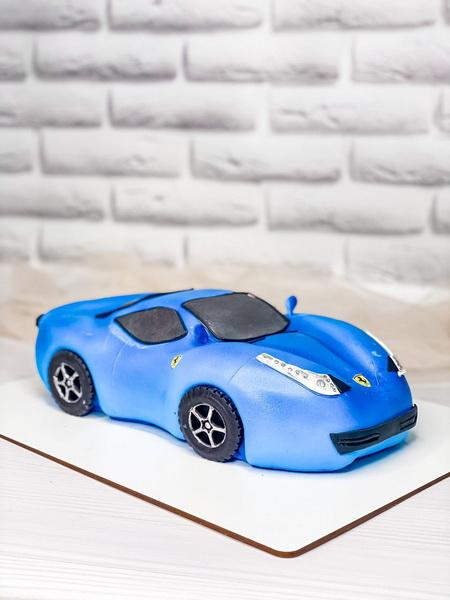 Торт Феррарі 2 - фото