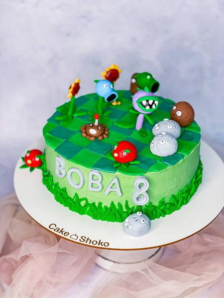 Торт Зомбі - фото